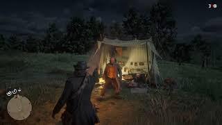 Red Dead Redemption 2 - killed a stalker