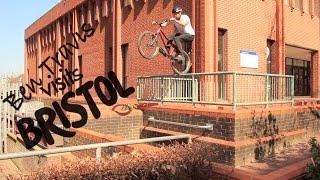 Ben Travis Visits Bristol