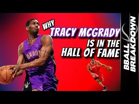 Tracy McGrady -  Hall of Fame 2017