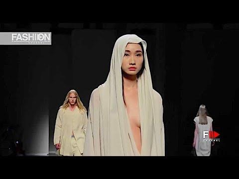 SARTORIAL MONK Spring Summer 2019 Men & Women Milan - Fashion Channel