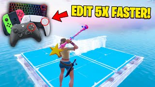The SECRET Setting To Edit 5X FASTER On Console & PC! (Tutorial + Tips & Tricks)