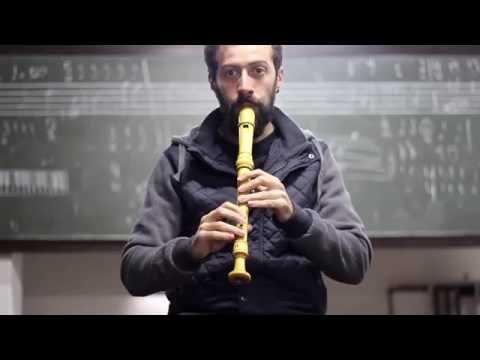Greensleeves - Flauta Doce Contralto [Alto Recorder]