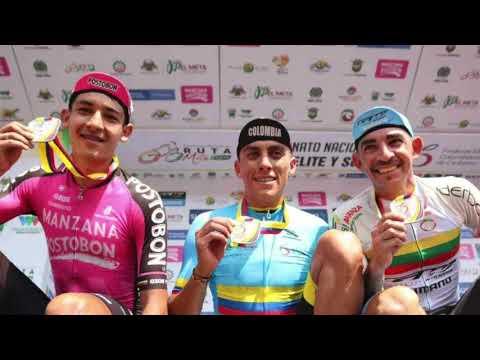Óscar Quiroz es el nuevo Campeón Nacional 🇨🇴