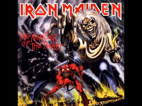 Iron Maiden - The Number Of The Beast (Instrumental) [Studio Version]