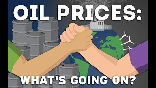 Oil Prices: What's going on? - An Animation   Kholo.pk