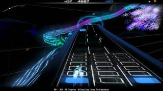 Audiosurf 98 Degrees - If Every Day Could Be Christmas