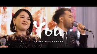 You  - Basil Valdez (Union Orchestra feat. Taura LIVE)
