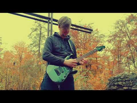 Endzeal - Endzeal - Eternal Wandering feat. Kuba Zeman (Guitar Playthrough