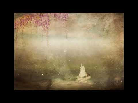 Meditace - Výlet k modrému a zlatému jezeru (večerní dětská meditace)