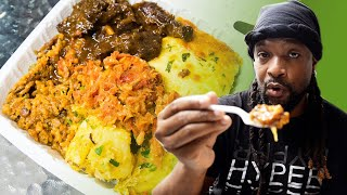 Trini Lunch Served at 3:00 AM at Sharida's Place in San Juan, T&T | Foodie Finds