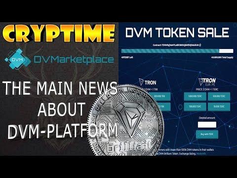 DVMarket - Main NEWS. TOP PROJECT