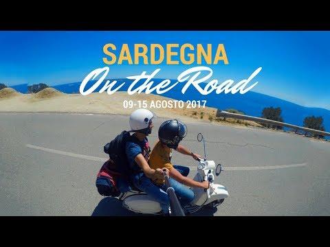 Sardegna on the road | Vespa PX 150 | Sardinia road trip