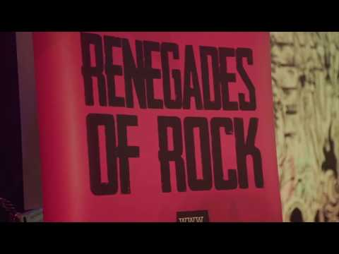 Renegades Of Rock Video