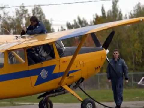 Présentation de l'Escadron 785 Saint-Eustache