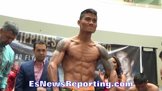 MARK MAGSAYO THE NEW MEXICUTIONER!! WILL DOMINATE 126LBS DIVISION!! - EsNews Boxing