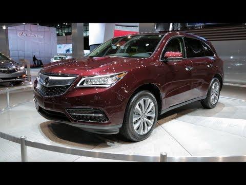2014 Acura MDX - 2013 New York Auto Show