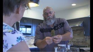 Retired cop guides Arizona seniors as medical cannabis coach