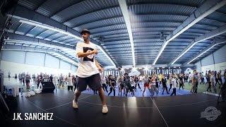 ★ J.K. Sanchez ★ You Make Me Hot ★ Fair Play Dance Camp 2015 ★