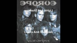 Europe - Lights And Shadows (Reversed)