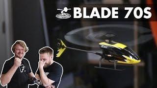 HELI PIG CHALLENGE | Blade 70s - Video Youtube