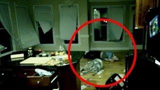 Violent Poltergeist Caught On Tape Destroying Kitchen. Poltergeist Diaries P15