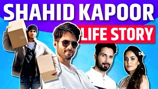 Shahid Kapoor Biography | Bollywood Actor - Download this Video in MP3, M4A, WEBM, MP4, 3GP