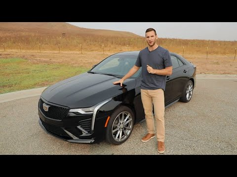 2020 Cadillac CT4 Test Drive Video Review