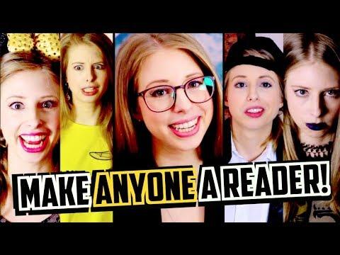 HOW TO MAKE ANYONE A READER