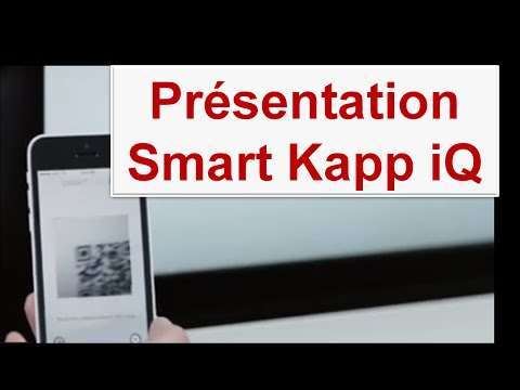SMART kapp iQ: Ecran interactif multidirectionnel