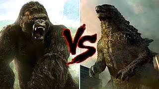 10 MONSTERS THAT CAN KICK KING KONG