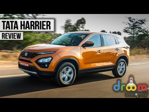 Tata Harrier - Review | Droom Discovery