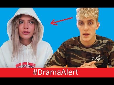 Jake Paul vs Alissa Violet EXPLAINED! #DramaAlert PewDiePie vs Logan Paul - Tana Breakup!