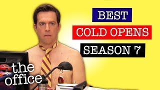 BEST Cold Opens (Season 7)  - The Office US
