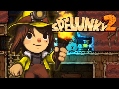Spelunky 2 (PC) - Steam Gift - GLOBAL - 1