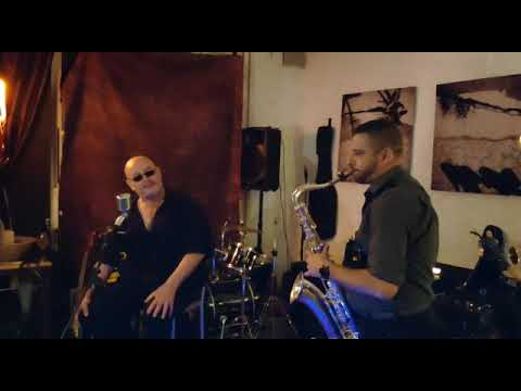 Aint not sunshine with Rick & Jerry Sax Live