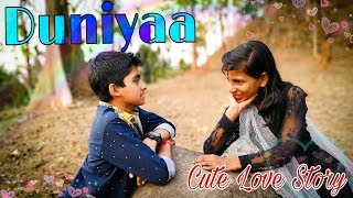Cute Love Story | Duniyaa |Heart Touching Love Story | Luka Chuppi | Sad Love Story | True Love