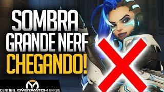 Overwatch - SOMBRA vai ser NERFADA!! MAS JÁ BLIZZARD?? - Central Overwatch Brasil