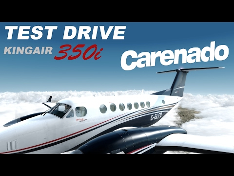 Carenado S360   Prepar3D   Test Drive - смотреть онлайн на