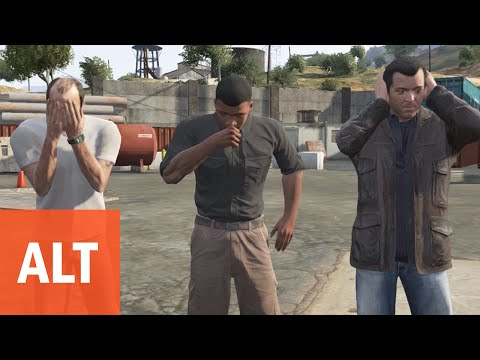 Fan-Made GTA V Trailer Makes You Want To Play It All Over Again