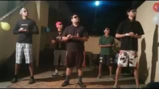 Funny dance steps on popular hindi songs