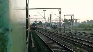 preview picture of video 'Train Hyperlapse'