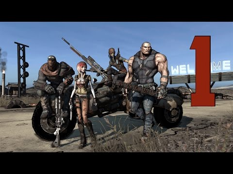 Gameplay de Borderlands: Game of the Year Edition