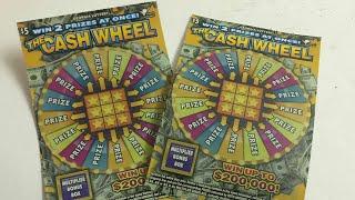 Georgia Lottery: The Cash Wheel