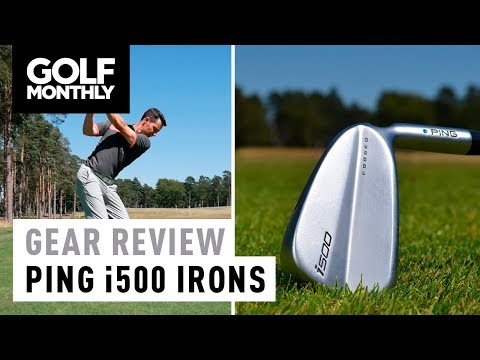 Ping i500 Iron Review | Golf Monthly
