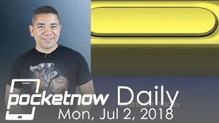 Samsung Galaxy Note 9 special S Pen, Red OnePlus 6 and more - Pocketnow Daily
