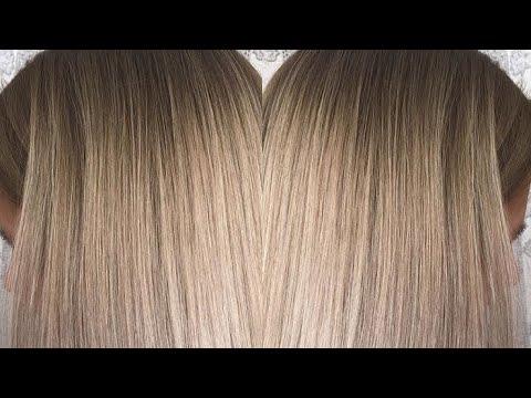 Środek powieść dla włosów w