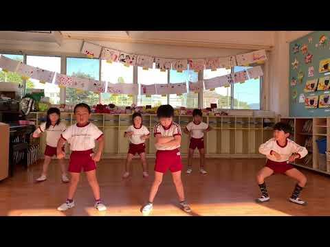 「吉田南幼稚園」ヒップホップ レッスン