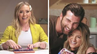 Lizzie McGuire: Hilary Duff Reunites With ETHAN CRAFT!