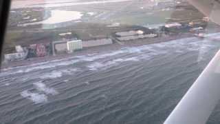 Landing at Galveston intl-Texas KGLS