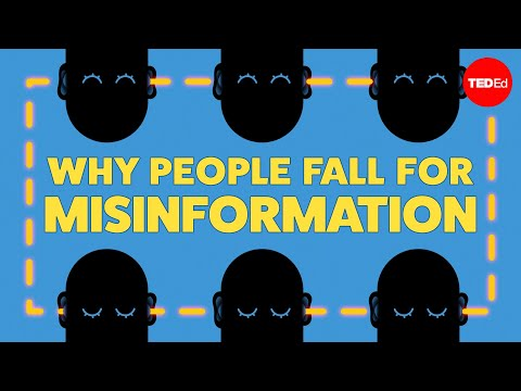Why Are We So Susceptible to Misinformation?